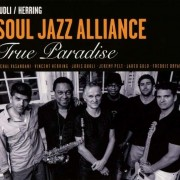 Soul Jazz Alliance - True Paradise Cover