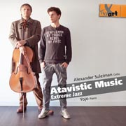 Atavistic Music - Extreme Jazz - Cover