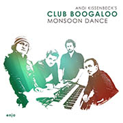 Club Boogaloo - Monsoon Dance - Cover 180x180