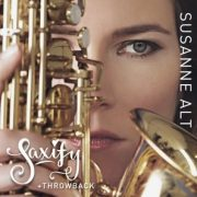 Susanne Alt - Saxify - Cover