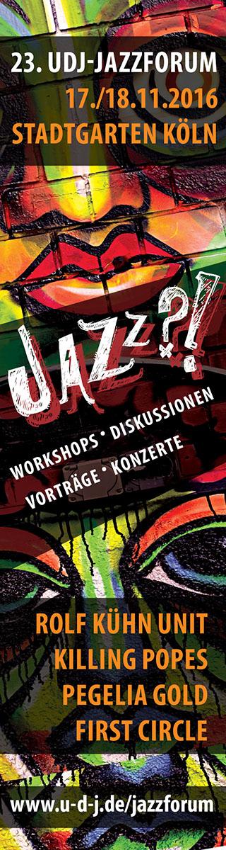 Union Deutscher Jazzmusiker - Jazzforum