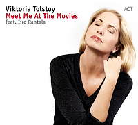 Viktoria Tolstoy: Meet Me At The Movies. Cover