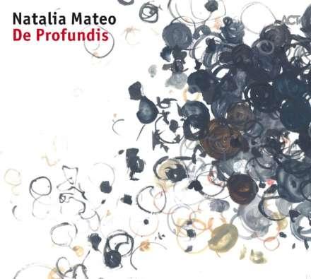Natalia Mateo: De Profundis Cover