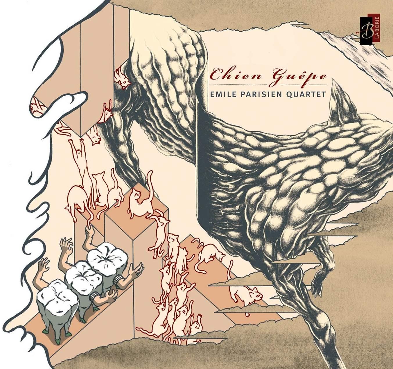 Emile Parisien Quartet - Chien Guepe