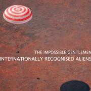Impossible Gentlemen Aliens Cover