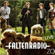Faltenradio Zoo live Cover