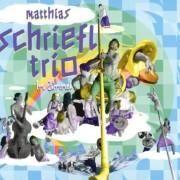 Matthias Schriefl Trio - Im Himmel - Cover