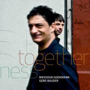 Massoud Godemann Trio Togetherness Cover