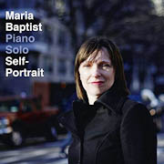 Maria Baptist - Self-Portrait - Cover