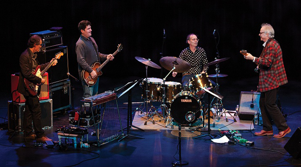 Bill Frisell Band © PR/Paul Moore