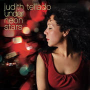Judith Tellando - Under Neon Stars - Cover