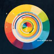 David Helbock Trio: Aural Colors - Cover