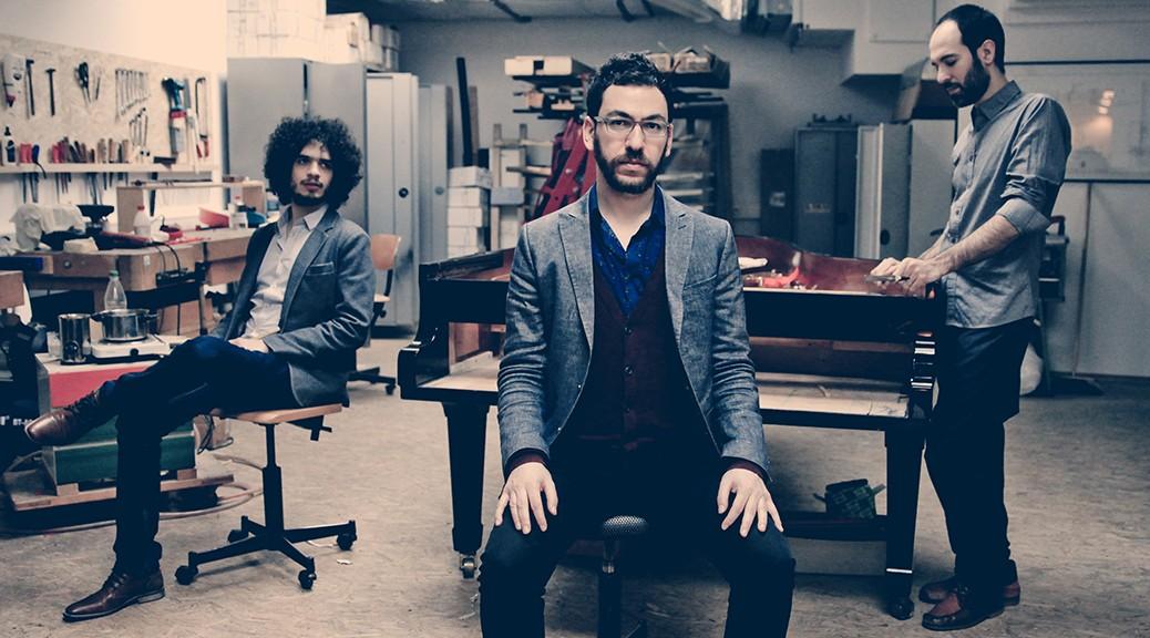 Omer Klein Trio ©PR