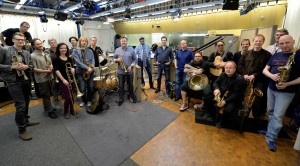 Ron Carter WDR BigBand © WDR/Ines Kaiser