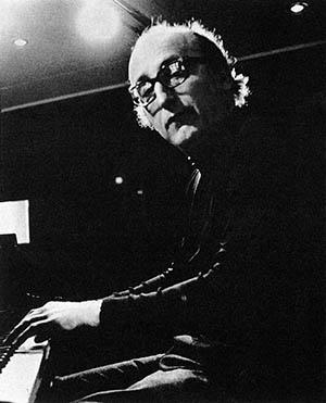 Friedrich Gulda am Klavier © PR/Hasenfratz