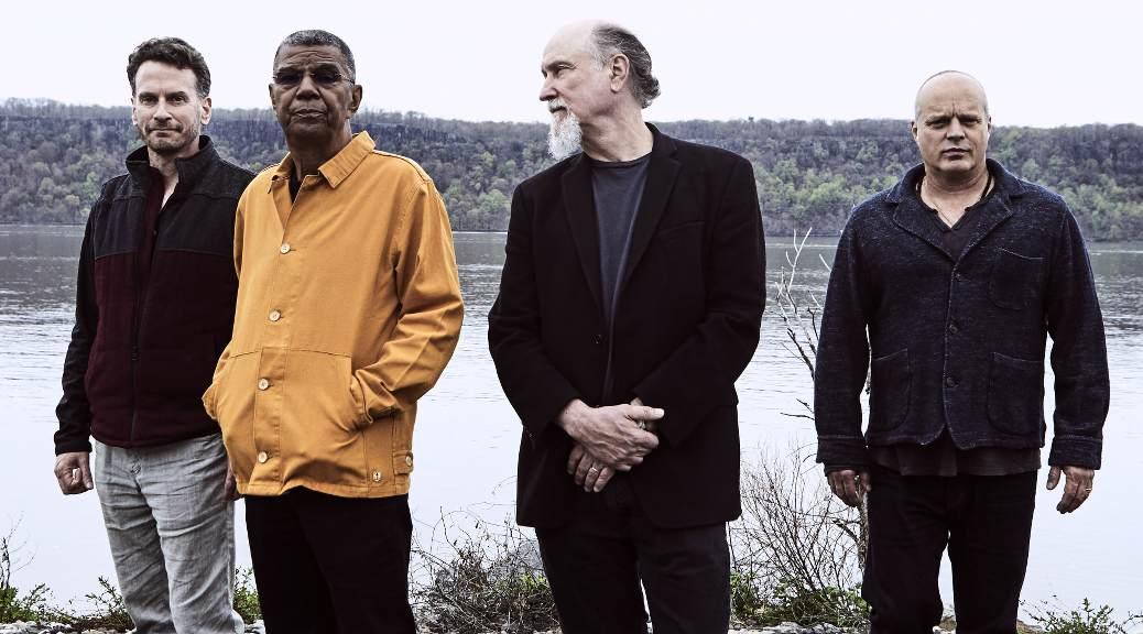 Hudson: Larry Grenadier, Jack DeJohnette, John Scofield, John Medeski © Nick Suttle / PR