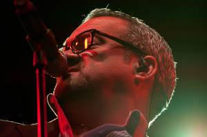 Jeff Cascaro LIVE © Moritz Vahlenkamp/PR
